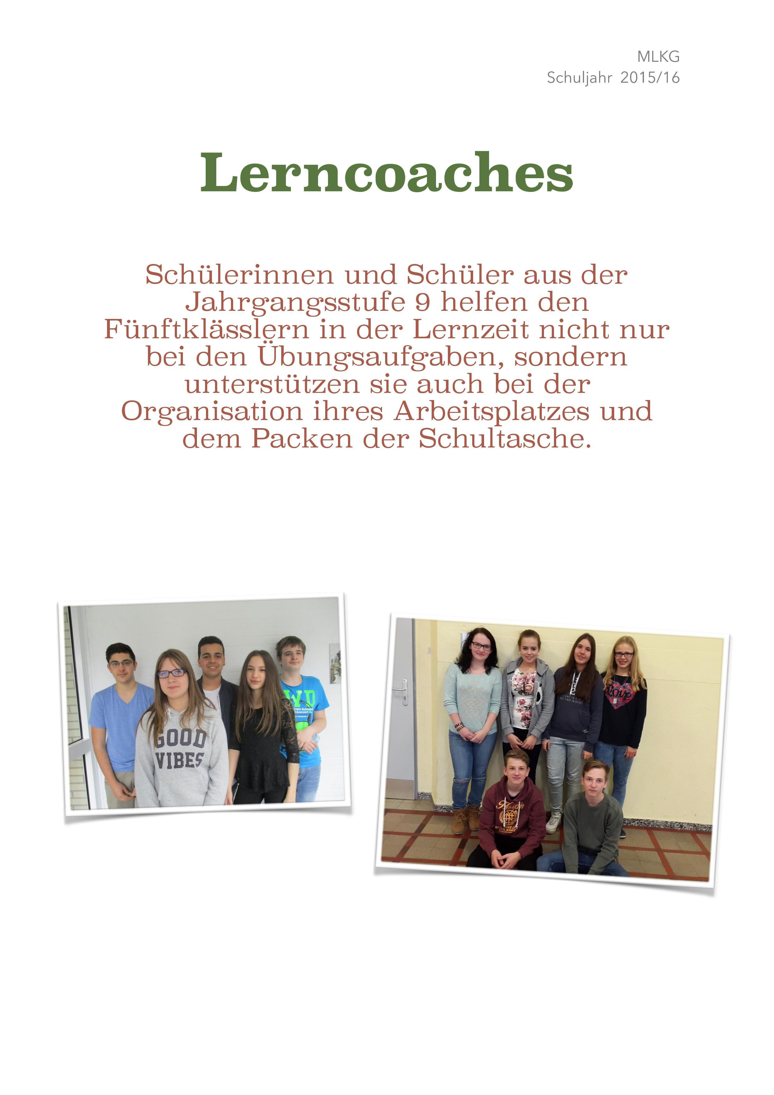 Lerncoaches